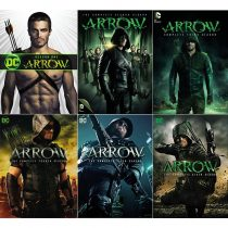 BUY: Arrow Complete Series 1-6 on DVD in Australia