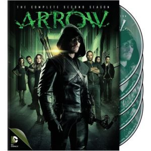 BUY: Arrow - Season 2 on DVD in Australia