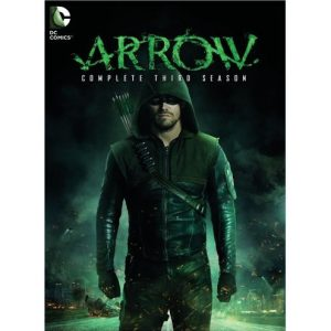 BUY: Arrow - Season 3 on DVD in Australia