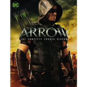 BUY: Arrow - Season 4 on DVD in Australia