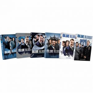 BUY: Blue Bloods Complete Series 1-6 Pack on DVD in Australia