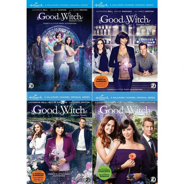 BUY: Good Witch Complete Series 1-4 on DVD in Australia