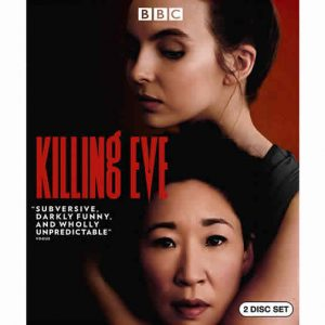 BUY: Killing Eve - Season 1 on DVD in Australia