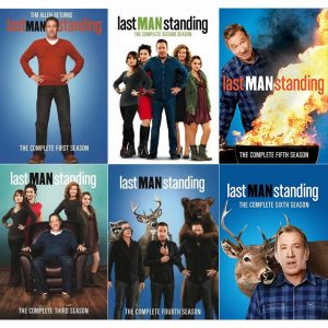 BUY: Last Man Standing Complete Series 1-6 on DVD in Australia
