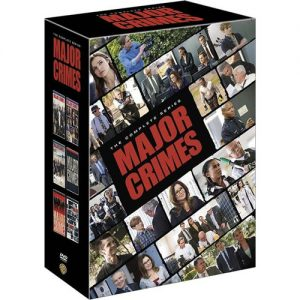 BUY: Major Crimes Complete Series 1-6 on DVD in Australia