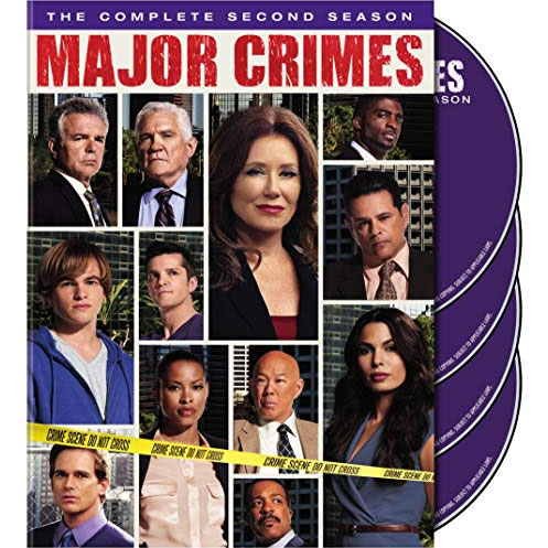 BUY: Major Crimes - Season 2 on DVD in Australia