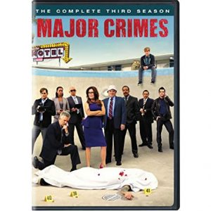 BUY: Major Crimes - Season 3 on DVD in Australia