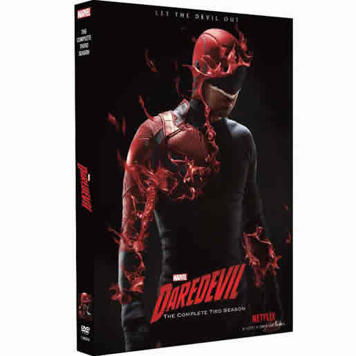 Marvel's Daredevil - Season 3 on DVD in Australia
