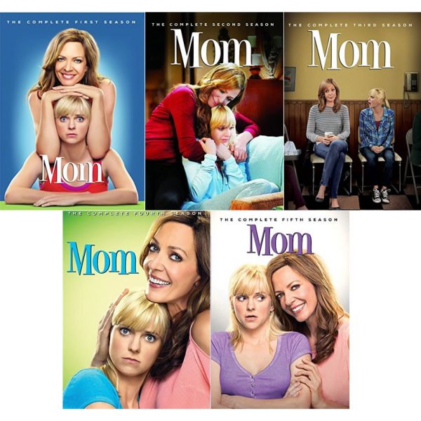 BUY: Mom Complete Series 1-5 on DVD in Australia