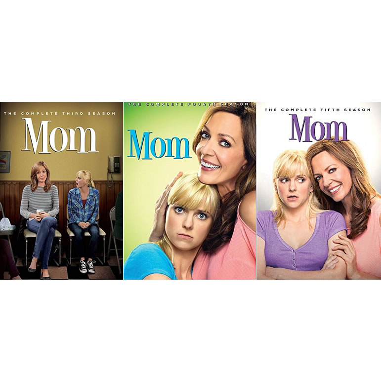 BUY: Mom Complete Series 3-5 on DVD in Australia