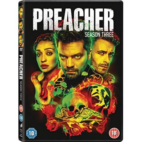BUY: Preacher  - Season 3 on DVD in Australia