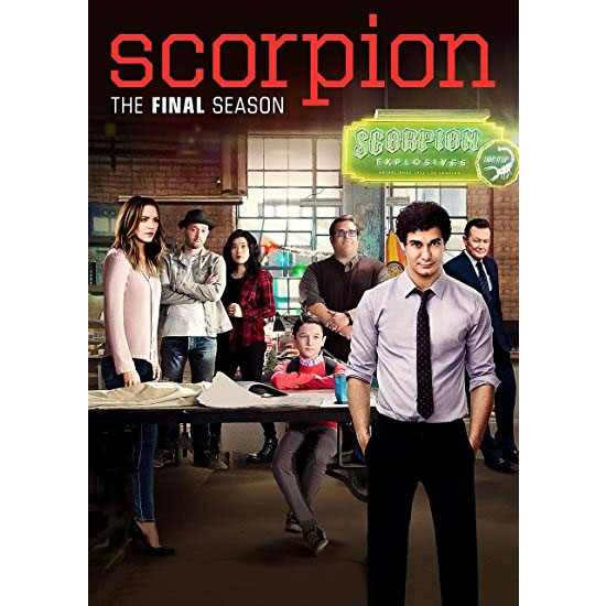 BUY: Scorpion - Season 4 DVD in Australia