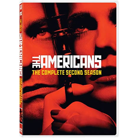 BUY: The Americans - Season 2 on DVD in Australia