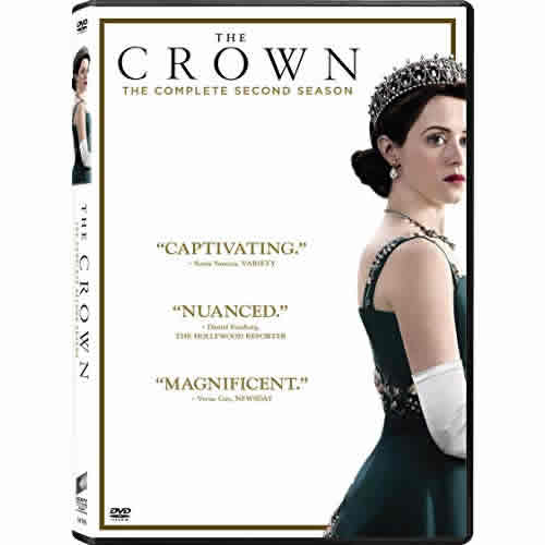 BUY: The Crown - Season Two on DVD in Australia