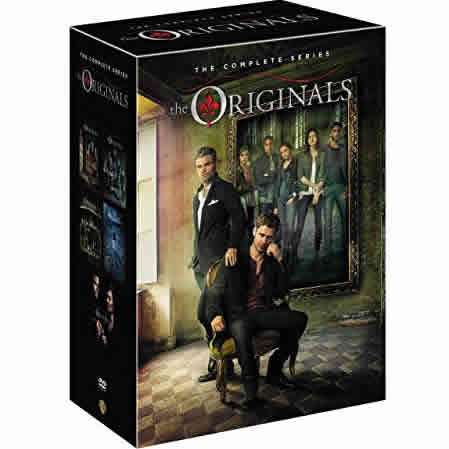 BUY: The Originals Complete Series 1-5 on DVD in Australia