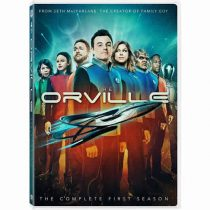 BUY: The Orville - Season 1 on DVD in Australia