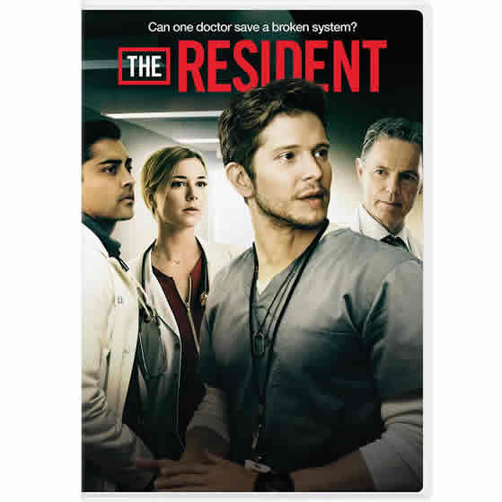BUY: The Resident - Season 1 on DVD in Australia
