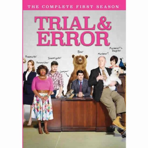 BUY: Trial & Error - Season 1 on DVD in Australia