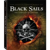 Buy DVD Online in Australia : Black Sails The Complete Collection
