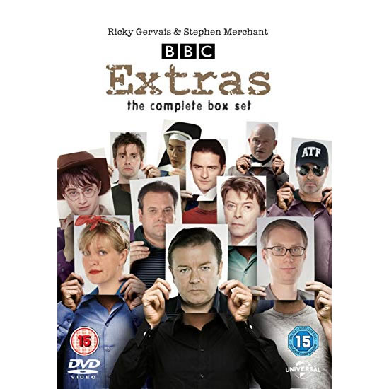 Buy DVD Online AUD 28 : Extras The Complete Collection Box Set