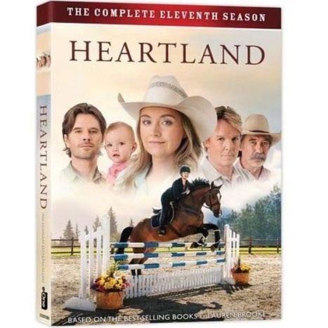Buy DVD Online in Australia : Heartland Season 11