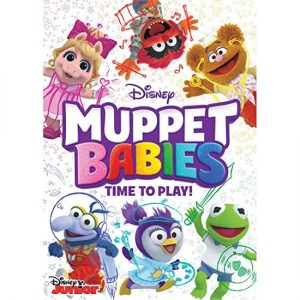 Buy Kids DVD Online AUD 22 : Muppet Babies Time To Play