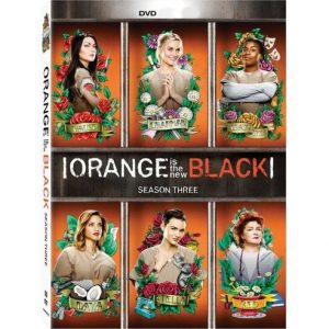 Buy DVD Online in Australia : Orange Is The New Black Season 3