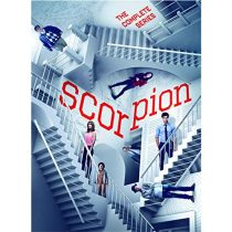 AU $95 BUY: Scorpion Complete Series - Australia