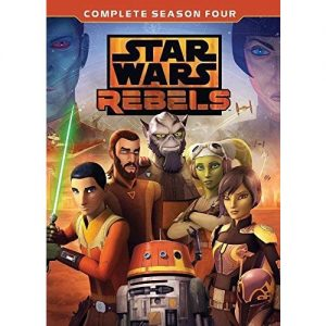 Buy Kids DVD Online AUD 26 : Star Wars Rebels Season 4