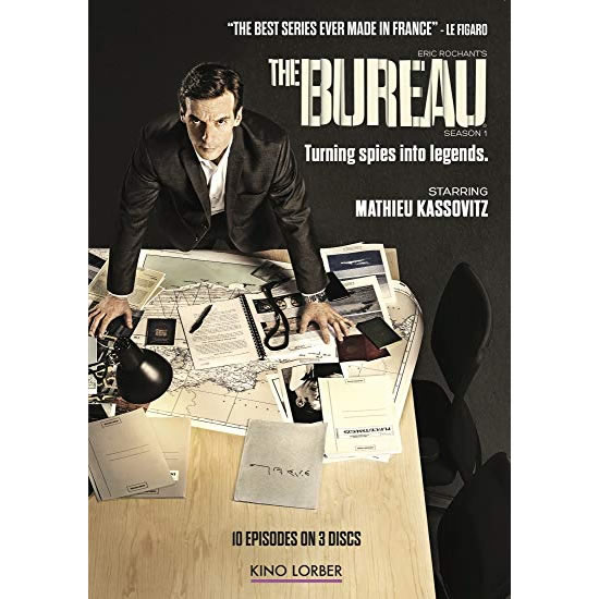Buy DVD Online in Australia : The Bureau Season 1