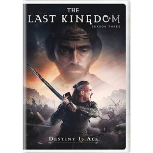 Buy DVD Online in Australia : The Last Kingdom Season 3