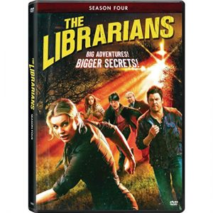 Buy DVD Online in Australia : The Librarians Season 4