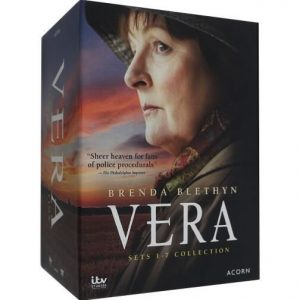 Buy DVD Online in Australia : Vera Complete Series Sets 1-7 Collection