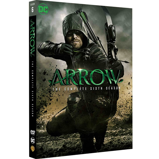 BUY: Arrow - Season 6 on DVD in Australia