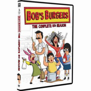 BUY: Bob's Burgers - Season 8 on DVD in Australia