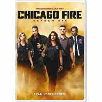 BUY: Chicago Fire - Season 6 on DVD in Australia