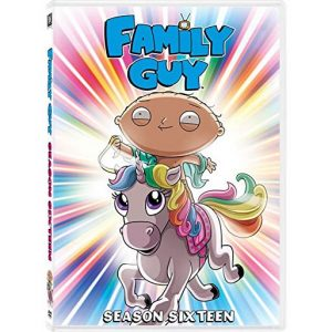 BUY Family Guy Season 16 on DVD in Australia