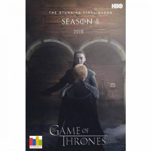 Buy Game of Thrones - Season 8 on DVD in Australia (Pre-order)