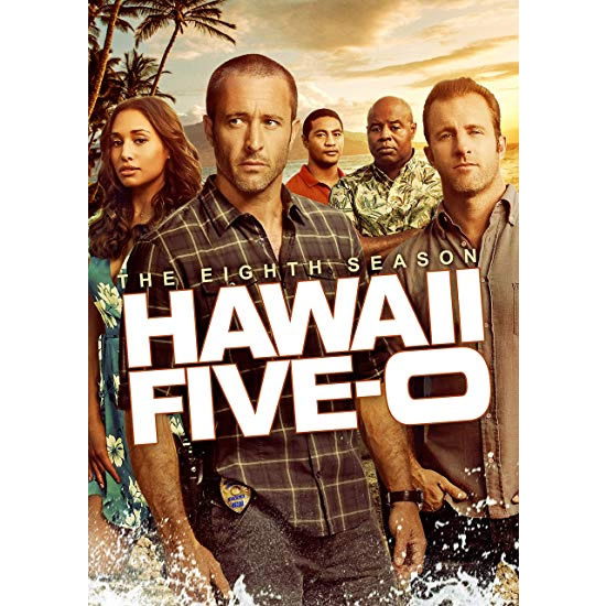 BUY: Hawaii Five-0 - Season 8 on DVD in Australia