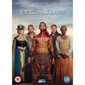 BUY: Jamestown - Season 2 on DVD in Australia