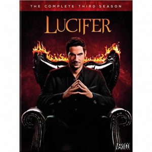 BUY: Lucifer - Season 3 on DVD in Australia