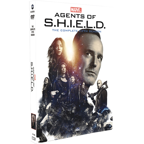 BUY: Marvel's Agents of SHIELD - Season 5 on DVD in Australia