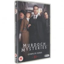 BUY: Murdoch Mysteries - Season 11 on DVD in Australia