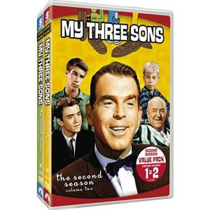 BUY My Three Sons Season 2 on DVD in Australia