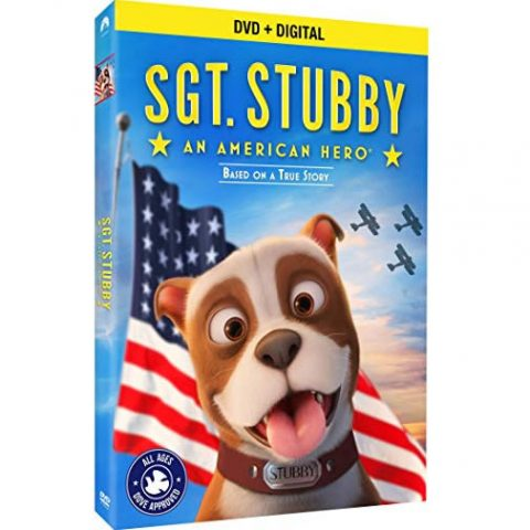 BUY Sgt. Stubby: An American Hero Kids Movie in Australia
