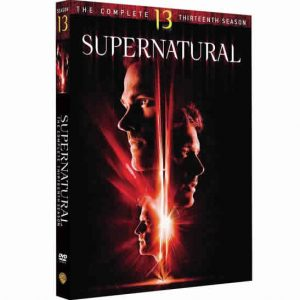 BUY: Supernatural - Season 13 on DVD in Australia