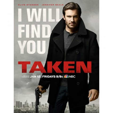 BUY: Taken - Season 2 on DVD in Australia