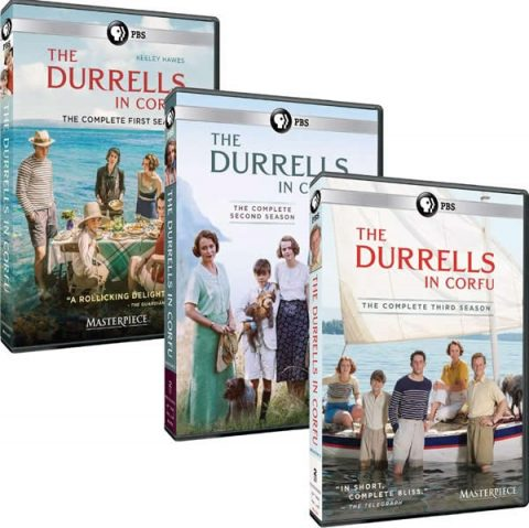 BUY The Durrells Complete Series 1-3 DVD Australia