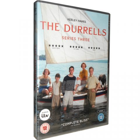 BUY: The Durrells - Season 3 on DVD in Australia