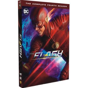 BUY: The Flash - Season 4 on DVD in Australia